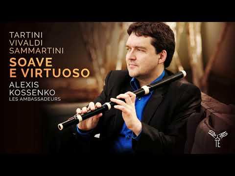 Soave e Virtuoso | Alexis Kossenko | Sammartini: Concerto pour flûte soprano (III. Allegro Assai)