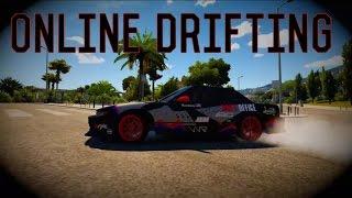 Forza Horizon 2 Online Drifting