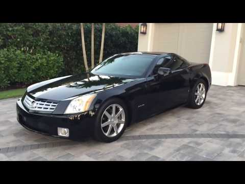 2008 Cadillac XLR Roadster Review and Test Drive by Bill - Auto Europa Naples