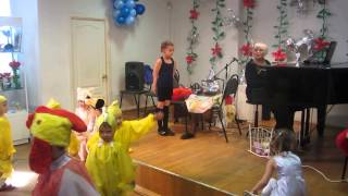 Айрис Богин - Маша-растеряша, март2013