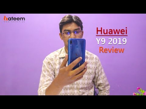 Huawei Y9 2019 FAQ's | Here Your all Questions got Answered