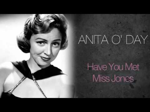 Anita O'Day - Have You Met Miss Jones