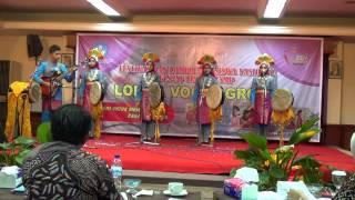 Juara 3 VocalGroup FLS2N 2014 tingkat Nasional- SMPN 6 Banda Aceh,Aceh