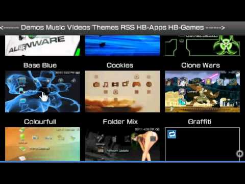 Cool psp themes download.