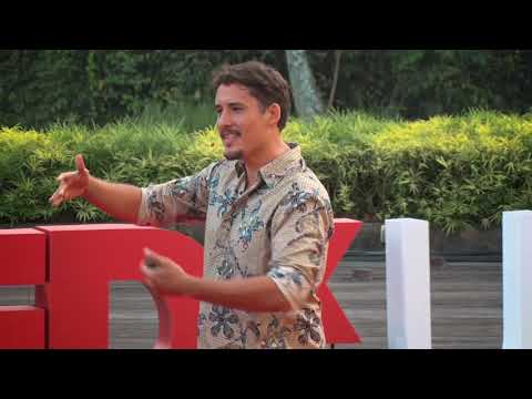 How the tourism industry can be responsible for its environmental footprint | Sean Nino | TEDxUbud
