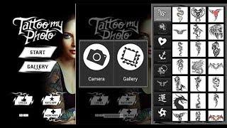 TATTOO MY PHOTO 🔥 screenshot 3