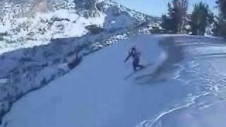 Ski's Country Trash - Join Me akkustic.avi