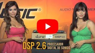 D.S.P. AURIC DSP 2.6 - Procesador digital de Sonid