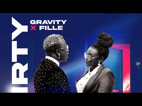 Gravity OmutujjuX Fille---DIRTY (official Lyrics video)