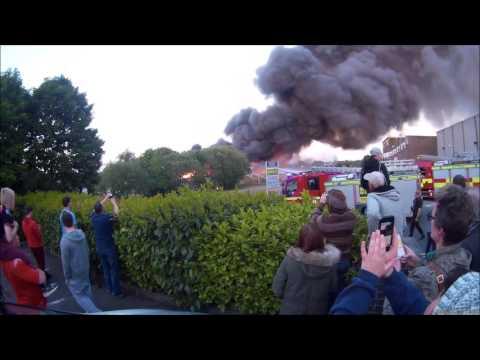 Bramley fire
