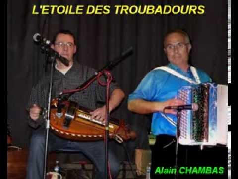 Létoile des troubadours Alain CHAMBAS