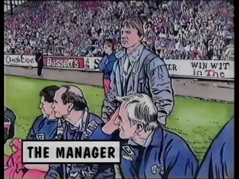 SHEFFIELD UNITED - The Manager