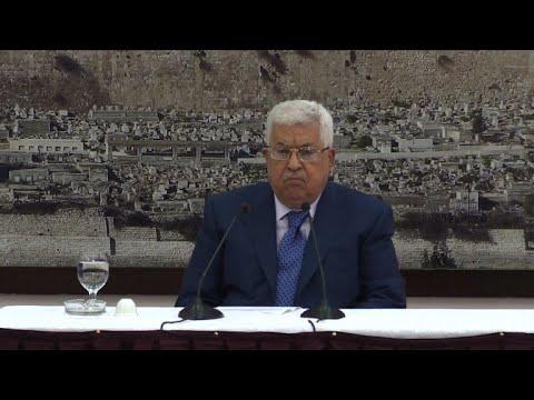 """Gaza: Abbas dénonce un """"massacre"""" israélien"""