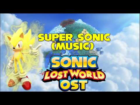 sonic lost world how to get super sonic