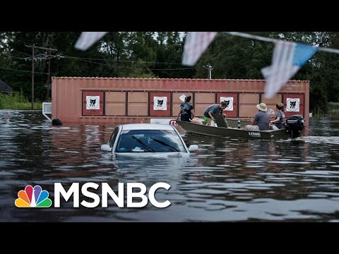 13 Dead From Historic Louisiana Floods | MSNBC