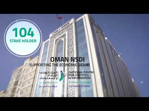 Oman National Spatial Data Infrastructure Geoportal