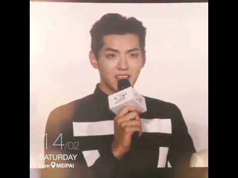 150214 Wu Yi Fan - SOWK Valentine Event in Beijing [8]