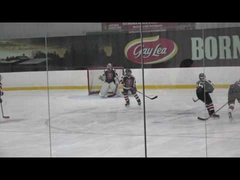 Ottawa Lady 67s Black vs. Little Sens Kokourek - Little Sens Tournament Girls U10 May 2017