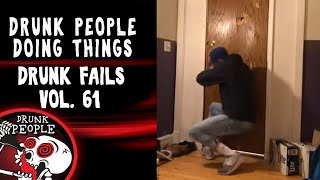 Funniest Drunk Fails Vol. 61 | Drunk People Doing Things