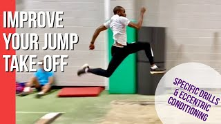HOW TO IMPROVE YOUR JUMP TAKE-OFF - FOR LONG AND TRIPLE JUMP & ALL JUMP ATHLETES
