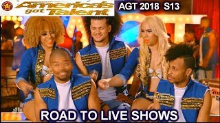 America's Got talent season 13 behind the scenes