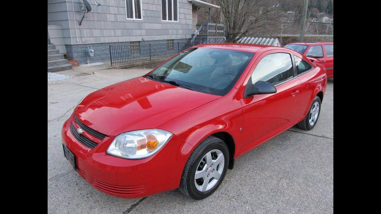 2006 Chevrolet Cobalt Ls Coupe Elite Auto Outlet Bridgeport Ohio Youtube