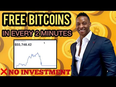 How To Earn FREE BITCOINS Every 2 Minutes [NO INVESTMENT] Make Money Online