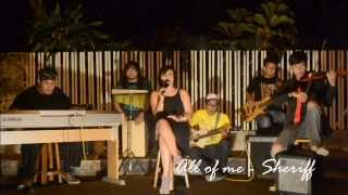 John Legend - All Of Me ( Cover by Sheriff Acoustic ) Band akustik Jogja