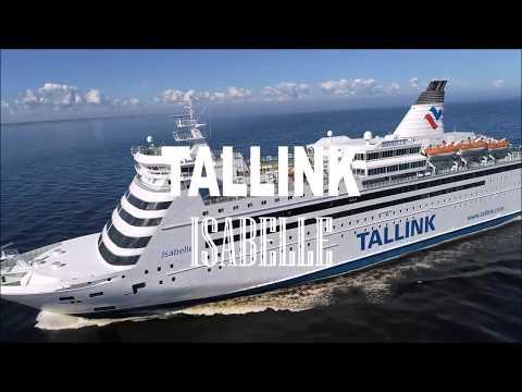 Cruise ship Isabelle, TALLINK