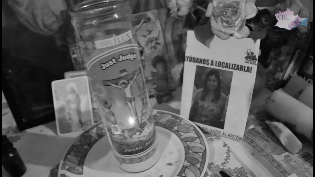 """DOCUMENTAL """"AUSENTES"""" - Personas desaparecidas en Oaxaca"""