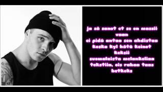 Tuomas Kauhanen - Pummilla Tallinnaan [LYRICS]
