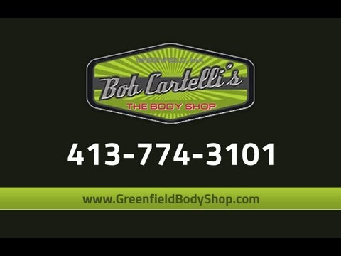 Toyota Auto Body Repair Greenfield MA 413-774-3101