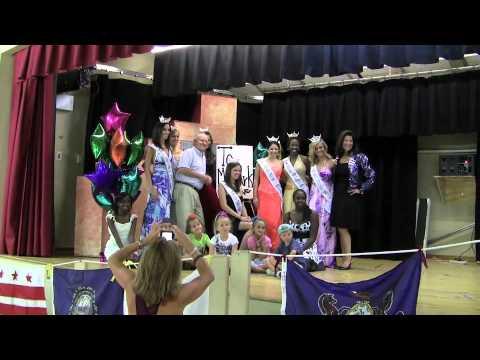 There she is Miss America 2010 contestants at Melmark