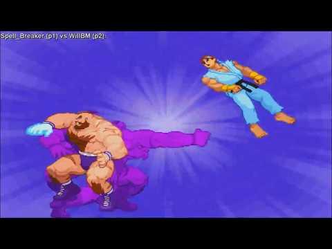 [HD] - Fightcade - Street Fighter Alpha 3 - Spell_Breaker(BRA) Vs WillBM(BRA)
