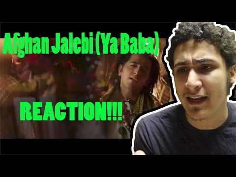 Afghan Jalebi (Ya Baba) | Phantom | Saif Ali Khan, Katrina Kaif | T-Series {REACTION}