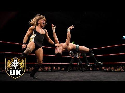 WWE U.K. Champion Pete Dunne vs. Jordan Devlin: NXT UK, Nov. 28, 2018