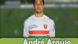 André Araújo atacante do Serrano 2011
