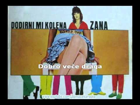 Zana i Zeljko Bebek - Jabuke i vino ( Karaoke )