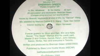 Brennan Green - No Matter (Balihu)