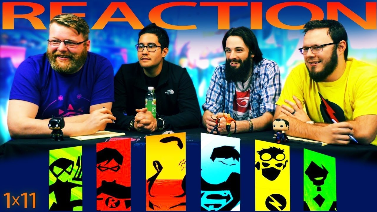 """Download Young Justice 1x11 REACTION!! """"Terrors"""""""