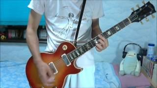 Hawaiian6のMagicをギターで演奏してみました。 元々大好きなHawaiian6...