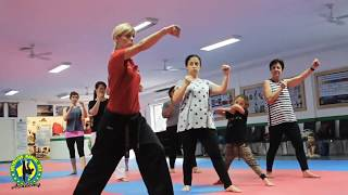 Mothers day Kick 4 Cancer Self Defence Workshop