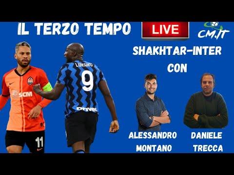 🔴Champions League, Shakhtar Donetsk-Inter: il Terzo Tempo di Calciomercato.it