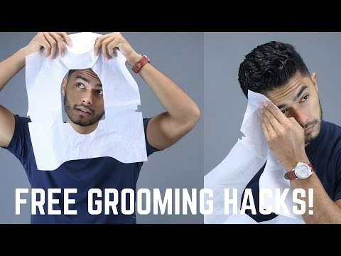 8 Grooming Hacks Men Should Know | Life Improvements to Look Your Best!