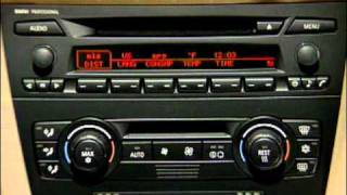 3 Series - Radio Overview Owner's Manual