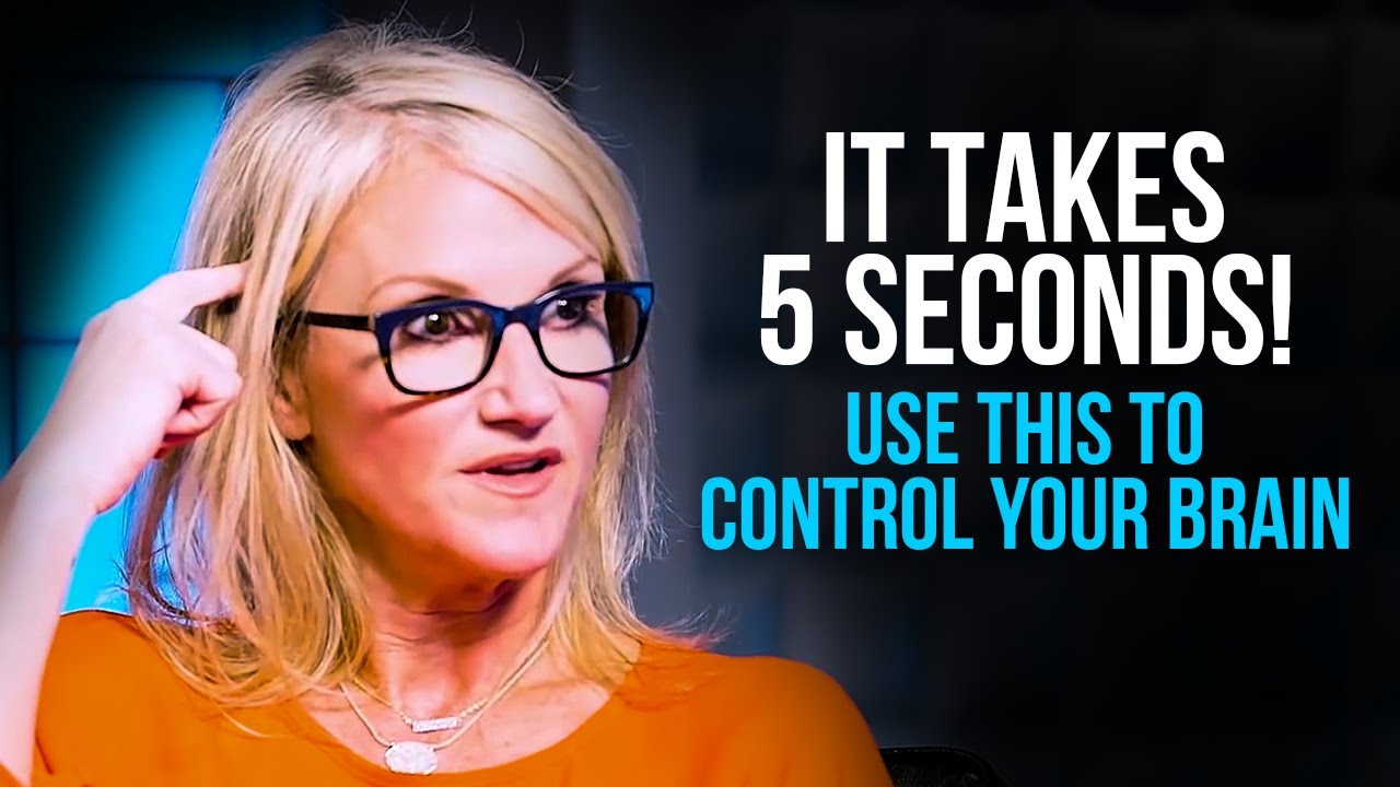 Download Use This One Trick To Take Control Of Your Brain - Mel Robbins