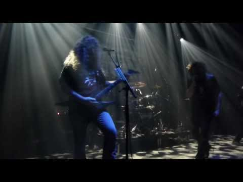Voivod - Target Earth (live) - Quebec city, Canada 2014