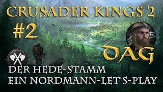 Let's Play Crusader Kings 2 – Der Hede-Stamm #2: Schicksalsschläge (Rollenspiel/deutsch)
