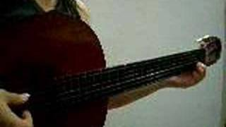 彩虹cai hong-周杰伦Jay Chou-guitar & sing ^ ^