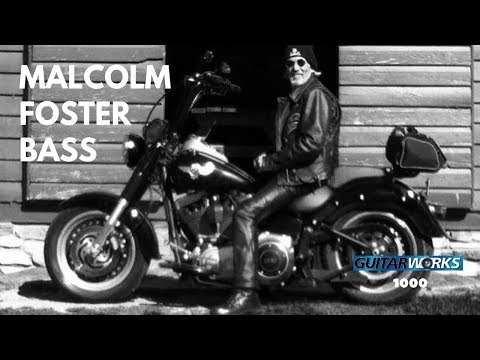 Malcolm Foster - The Pretenders Bass - interview